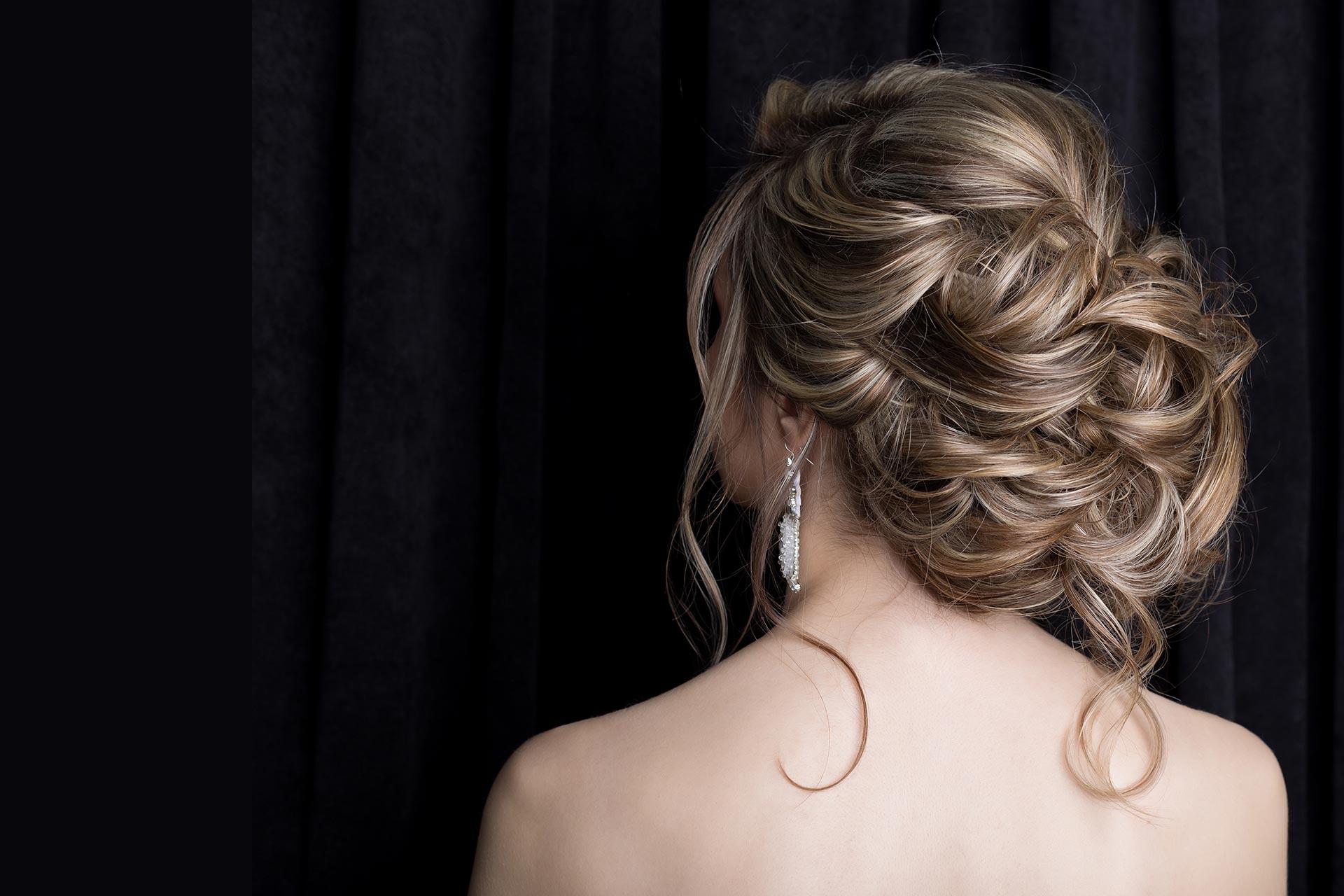 coiffure pour marriage à Carignan | La Loge